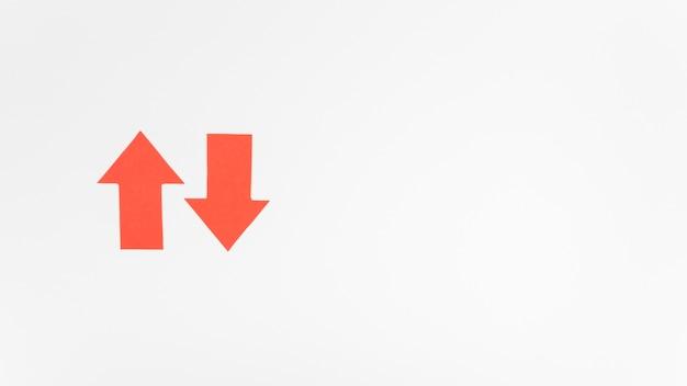 Красные стрелки индикаторов Бесплатные Фотографии