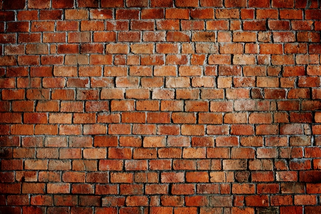 Red brick wall pattern texture Photo | Free Download Broken Brick Wall Photoshop