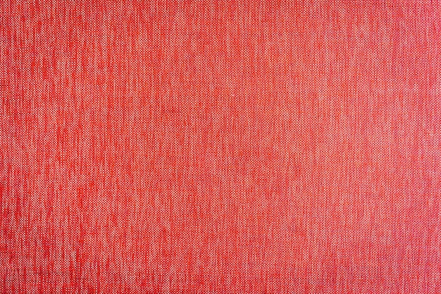 Red fabric textures and surface Free Photo