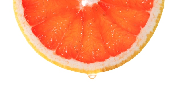Red grapefruit Premium Photo