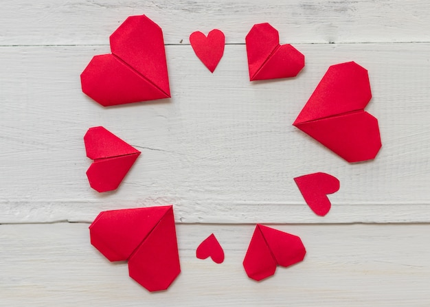 How To Make An Origami Tie Heart - YouTube | 447x626