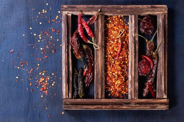 Red hot chili peppers Premium Photo