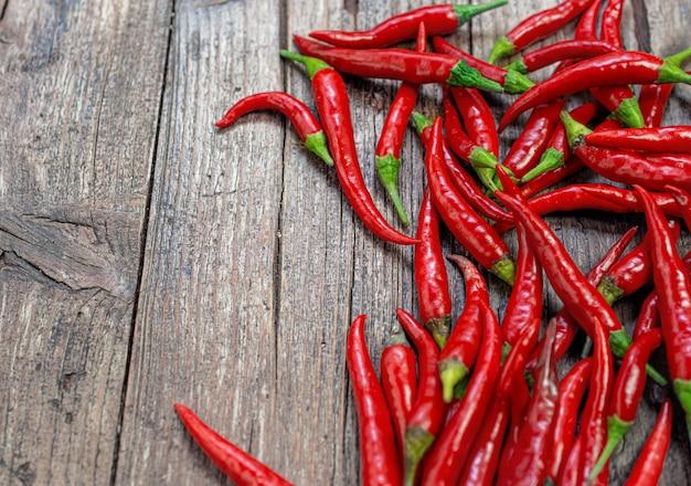Красный острый перец Premium Фотографии