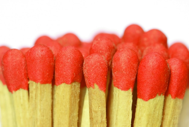 Red matches Premium Photo