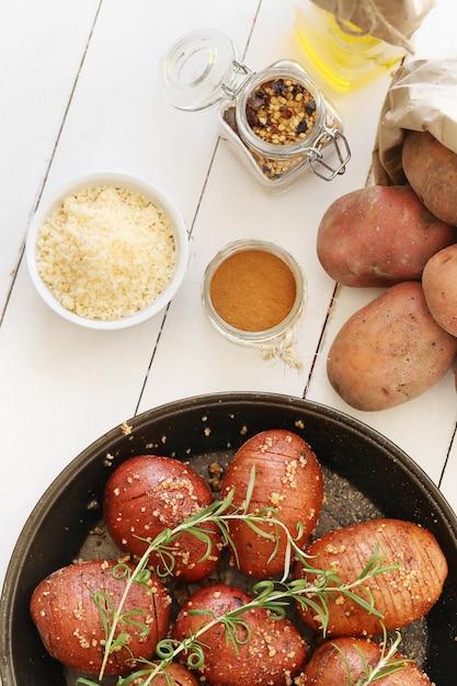 Красный картофель Бесплатные Фотографии