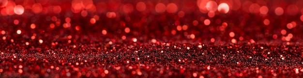 Glitter rosso scintillante Foto Gratuite