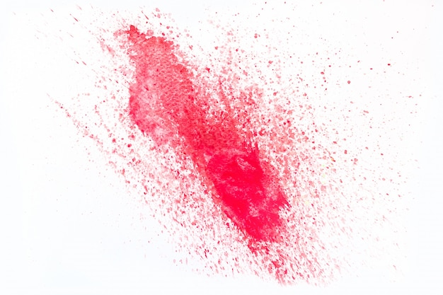 Red stain Free Photo