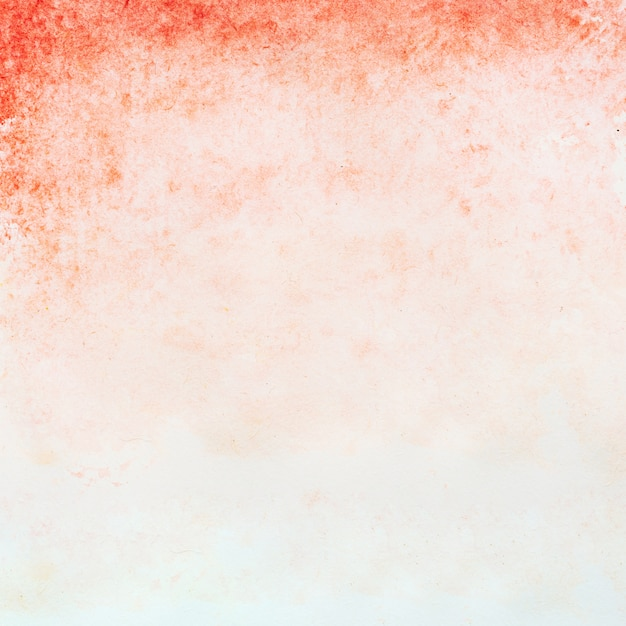 Red watercolor texture background Free Photo