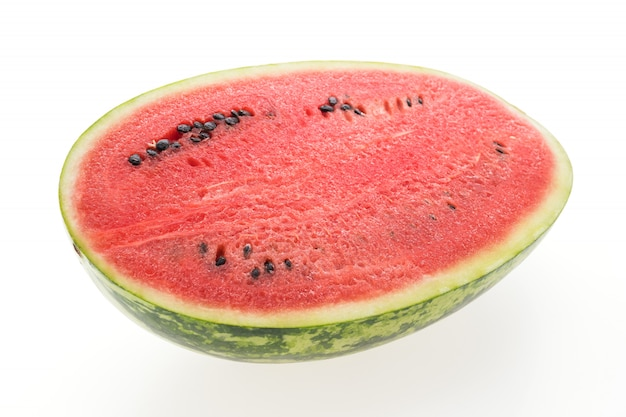 Red watermelon fruit Free Photo