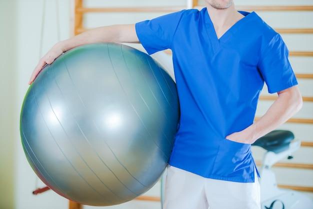 Rehabilitation specialist Free Photo