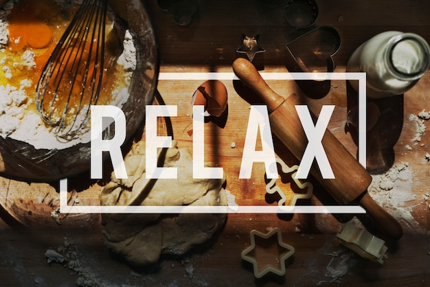 Relax recreation chill rest serenity concept Free Photo