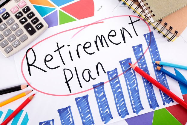 how to plan for retirement with a pension