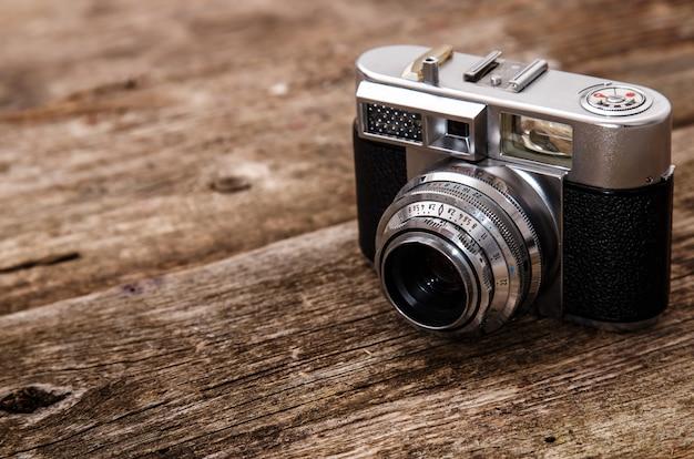 Retro camera Free Photo