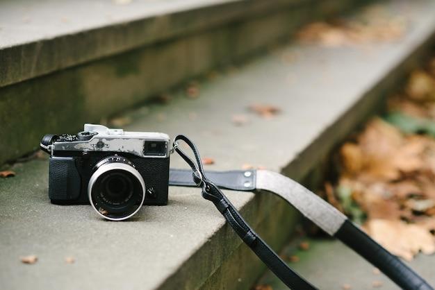 레트로 카메라 무료 사진