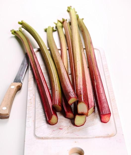 Rhubarb Free Photo