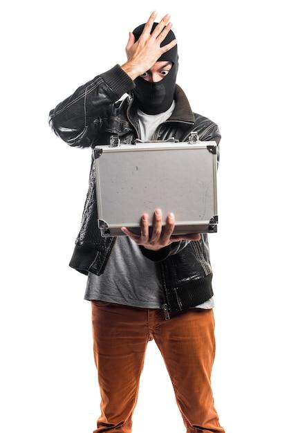 Разбойник с портфелем Бесплатные Фотографии