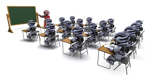 robotics in education essay