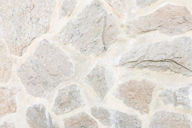 コンクリートに亀裂のある岩 無料写真