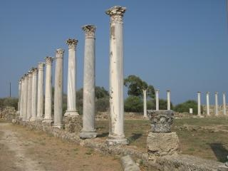Roman columns, architecture Free Photo