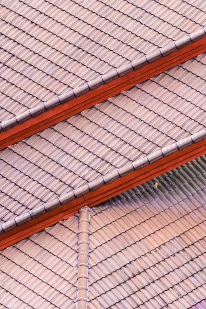 Roof pattern Free Photo