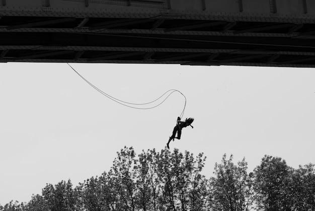 Девочка ropejumper Бесплатные Фотографии