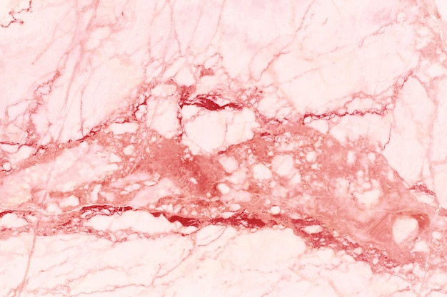 Rose gold marble texture background Premium Photo