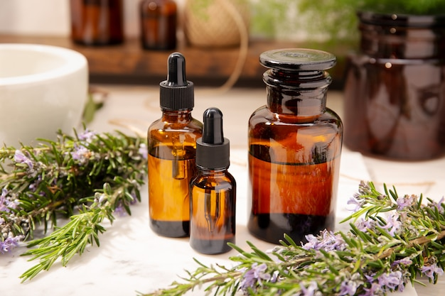 herbal oil for skin