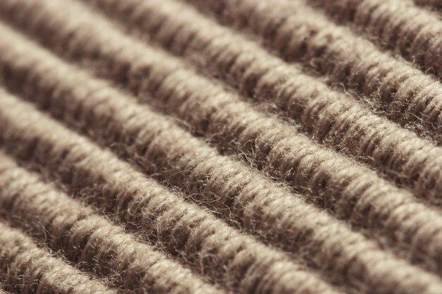 Exterior: Rough Textile Texture Photo