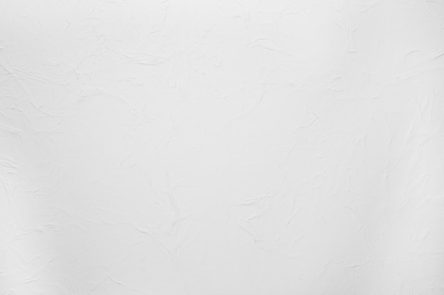 Rough texture of white plastered cement wall Free Photo