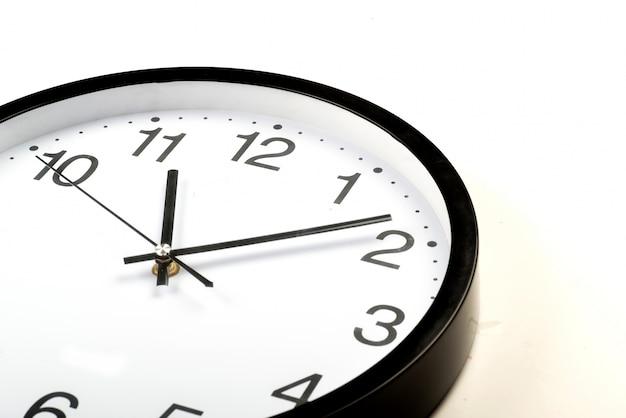 Round office clock Free Photo
