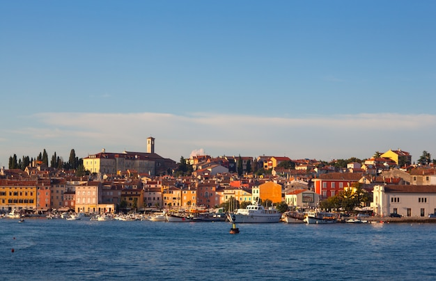 Rovigno - rovinj, croatia Premium Photo