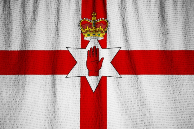 северная ирландия флаг фото отличием