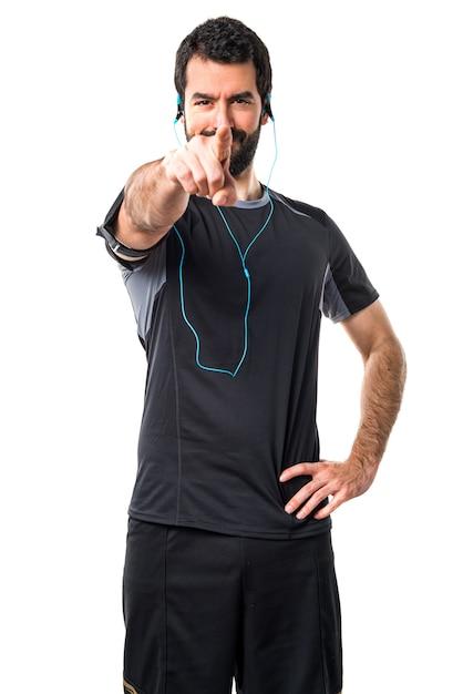 Run person body runner running Free Photo