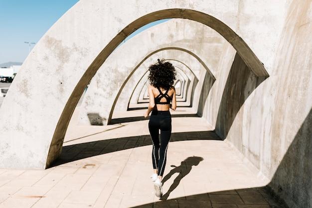 Running Free Photo