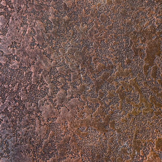 Ruggine su metallo con aspetto ruvido Foto Gratuite
