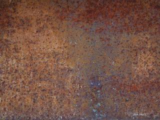 Rust texture  metallic Free Photo