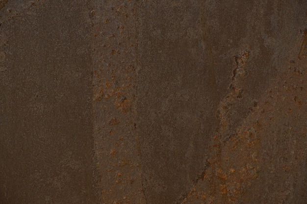 Rust wall, details of rusty metal surface background Premium Photo