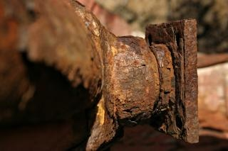 Rusted metal object Photo | Free Download