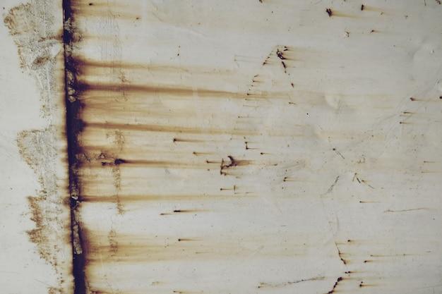 錆びた金属表面のテクスチャ背景 無料写真