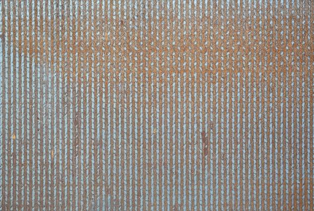 Rusted metal texture Premium Photo