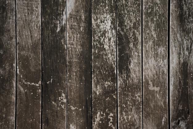 Деревенская выветренная деревянная поверхность с копией пространства Бесплатные Фотографии