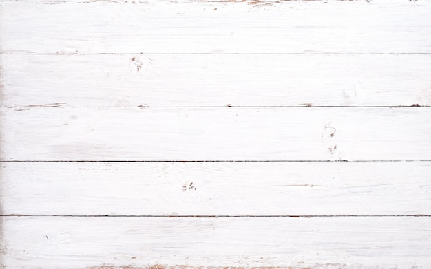 Delicieux Rustic White Wood Plank Background. Vintage Style Premium Photo
