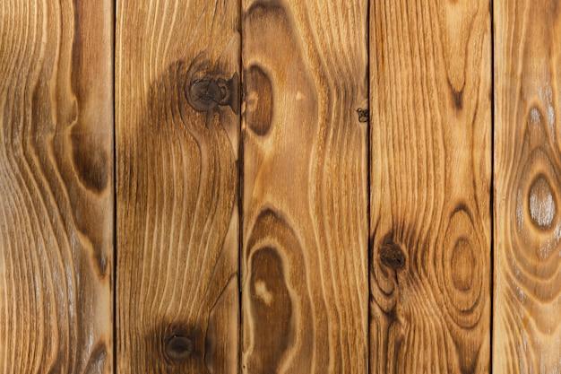 Rustic wood planks background Premium Photo