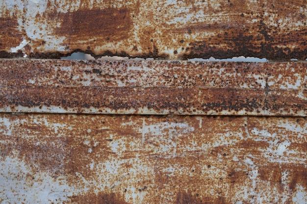 Rusty metallic texture Free Photo