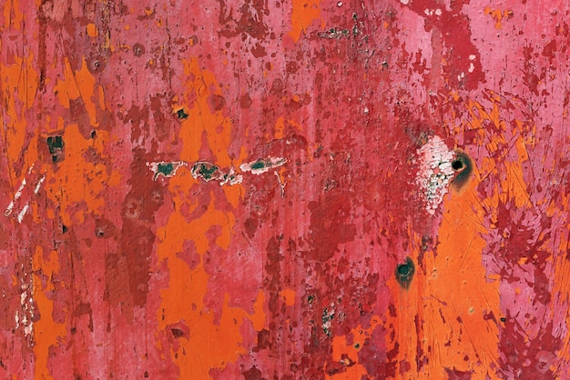 Rusty sheet of metal background Free Photo