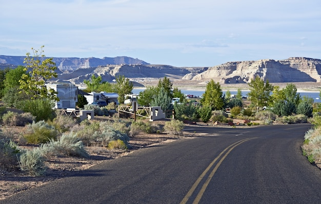 Rv park in arizona Free Photo