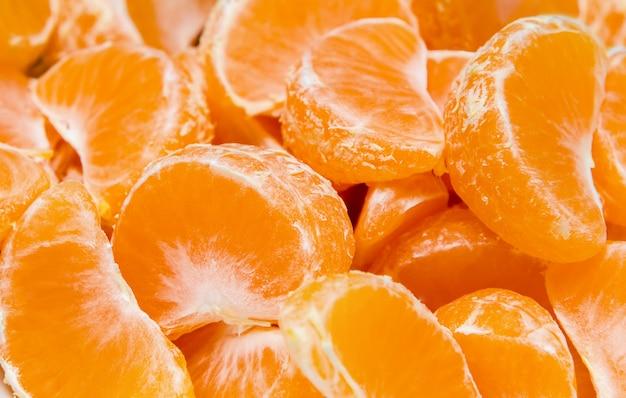 フルーツs-マンダリンスライス Premium写真