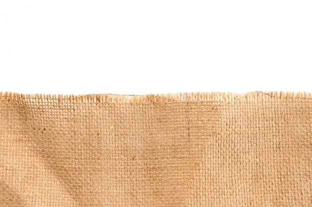 Sackcloth texture background Free Photo