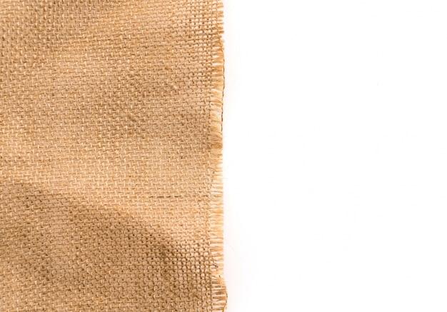 Текстурный фон на мешковине Бесплатные Фотографии