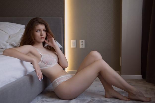 Девушки в безумно сексуальном нижнем белье